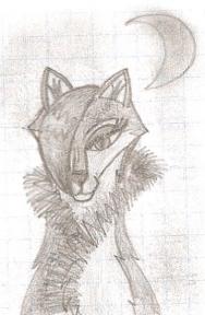 Новогодняя Волчица