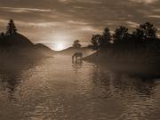 Утренняя Сепия