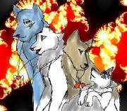 Огненная Волчица 1