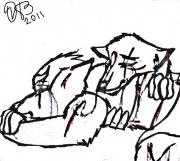 Огненная Волчица 13