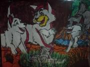 Огненная Волчица 23