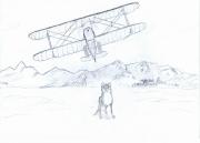Самолет Балто