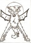 Волк Вампир